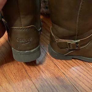 OshKosh B'gosh Shoes - Brown y'all boots